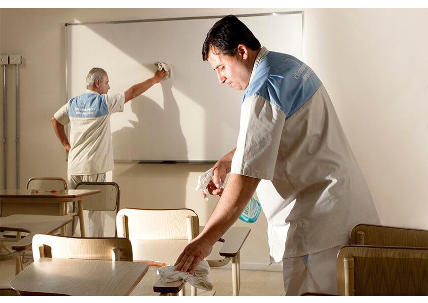 servicio integral de limpieza colegios